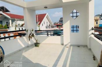 Bán nhà mới hẻm Thiên Thành, phường 4, Đà Lạt