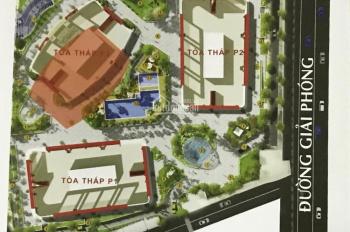 Chính chủ bán gấp căn hộ chung cư CC IP3, Imperial Plaza, căn góc đẹp, view trung tâm thành phố