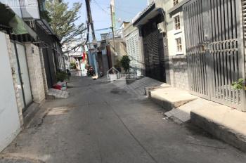 Bán 50m2 trệt + 1 lầu đường 6, phường Linh Tây, Thủ Đức sổ hồng riêng đường ô tô 1 tỷ 950