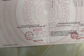 Chính chủ bán gấp đất mặt tiền đường Nguyễn Thái Học, DT: 426m2, giá bán 13 tỷ