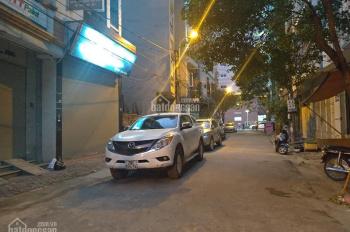 Bán đất Nguyễn Văn Lộc 60m2, lô góc, đường ô tô, giá 4.9 tỷ