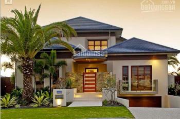 Cho thuê biệt thự khu Kim Long, nội thất đầy đủ, giá 45tr/th, diện tích 10x21m, call 0938179199