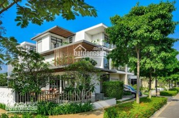 Cho thuê nhà biệt thự Ngân Long nằm MT đường Nguyễn Hữu Thọ, 10mx21m, 3 tầng, giá 34.73 triệu/tháng