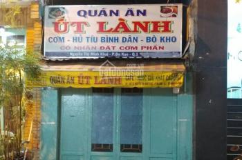 Cho thuê nguyên căn hẻm 18 Nguyễn Thị Minh Khai (Giá 18 triệu, Mã số: NH - 0015615)