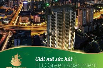 Bán căn hộ 2 phòng ngủ giá 1,1 tỷ, dự án FLC 18A Phạm Hùng. Hotline: 0369627193