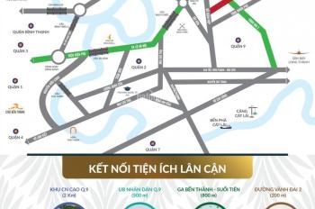 Bán đất quận 9 dự án Golden Mall, ngay ngã tư Bình Thái - Đỗ Xuân Hợp