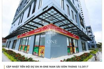 Cần bán nhanh căn hộ 2PN-2WC M-One quận 7, giá 2,68 tỷ, full nội thất đẹp. LH: 0935299000