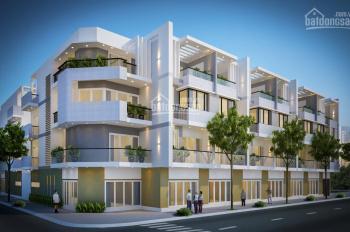 Chỉ 3 tỷ sở hữu ngay nhà phố TM 5x18m (căn góc 2MT), 1 trệt 3 lầu, 300m2. LH: Hoàng Phúc 0903678422