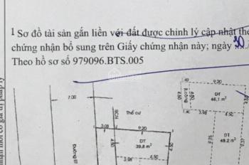 Bán nhà DT 12,2x16,2m, góc 2MT đường Số 2 đi vào, P. Tăng Nhơn Phú A, Q9