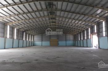 Cần cho thuê 02 kho xưởng 1000m2 và 1500m2 ngay Quốc lộ 1A, gần KCN Tân Tạo