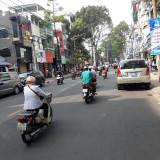 Bán nhà mặt đường Vĩnh Viễn, P. 4, Q. 10, DT 4.8 x 14m, giá 17.6 tỷ