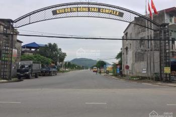 Khu dân cư Hồng Thái, xã Hóa Thượng, huyện Đồng Hỷ, tỉnh Thái Nguyên
