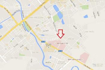 Bán căn hộ chung cư Viện 103 78m2, 2PN, 2WC, giá 1,5 tỷ