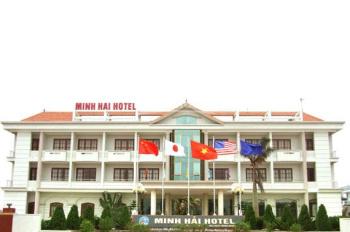 Khách sạn Minh Hải đầy đủ bể bơi, mát xa, phòng hội nghị