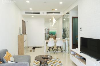 Cho thuê căn hộ 2PN 2WC The Golden Star nội thất đầy đủ chỉ xách vali vào ở - giá 12tr/th - nhà mới