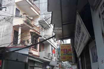 Mặt ngõ kinh doanh, gần phố Trương Định, nhà lô góc, 65m2 x 3 tầng, mặt tiền 3.5m. Giá 4.9 tỷ