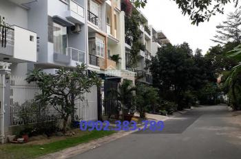Cho thuê nhà mới P. Bình An, Q2, 4x20m, 3 lầu, 4 phòng, (26 tr/tháng) 0902.383.789