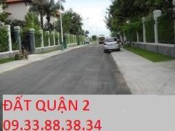 Đất quận 2 vị trí đẹp ngay TTHC, dự án Huy Hoàng, Thế Kỉ, Villa Thủ Thiêm, LH: 0933883834 Mr. Hiếu