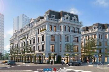 Thông báo: Nhận đặt hồ sơ mở bán đợt 1 liền kề, shophouse, biệt thự FLC Bắc Giang, DT: 80m2 - 406m2