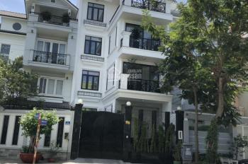 Nhà phân lô Phú Thuận, đường lớn ra PMH chỉ 1km DT 5x23m, 7 phòng ngủ, 8WC, nhà mới, LH 0935883633