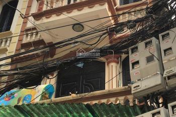 Bán nhà mặt ngõ 236 Khương Đình, Quận Thanh Xuân, DT: 59.7m2 x 4 tầng, MT 4.3m, gần Ngã Tư Sở