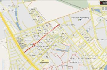 Liền kề trục chính Geleximco khu C27, trục sang Aone Mall cần bán nhanh, LH 0968.255.242