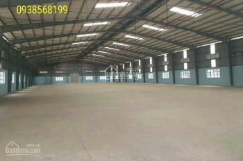 Cho thuê kho xưởng 1500m2, 3000m2, 5000m2, Q. Bình Tân. LH 0979506968