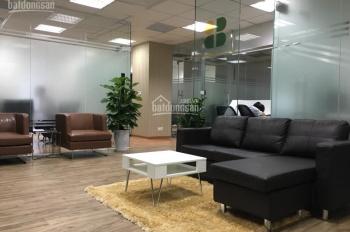 Cho thuê VP trọn gói, đầy đủ tiện ích cho 5 - 7 người làm việc, tòa Kim Ánh, Duy Tân. 0904 324 325