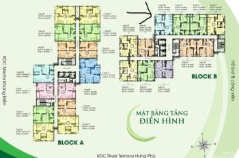 Chính chủ cần bán lại căn góc 2PN căn hộ Thủ Thiêm Garden, Quận 9. LH 0987679797
