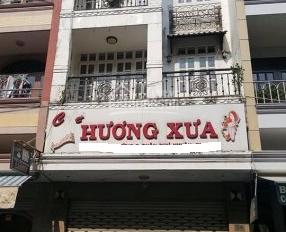 Cho thuê nhà mặt tiền rộng 5x26m khu vip đường Rạch Bùng Binh, P. 9, Q. 3