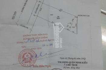 Bán đất thổ cư ngang trên 12m, diện tích gần 600m2, đường Trần Hưng Đạo