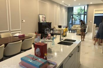 Bán biệt thự HXH 12m 793/55 Trần Xuân Soạn, 6x25m, 3 lầu, 5 phòng, nhà mới, đẹp, full NT 0942888118