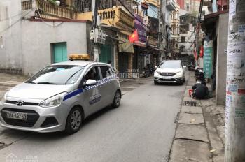 Bán nhà mặt phố Nguyễn Chính, Tân Mai, 65m2x5T, 2 mặt thoáng, kinh doanh sầm uất, giá 7.5 tỷ