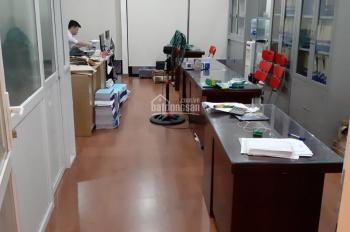 Chính chủ cho thuê nhà phố Trần Quý Kiên, DT 60m2 * 6T, MT 8m, thang máy, giá 38 triệu/tháng