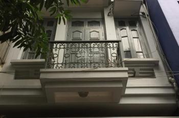 Cho thuê nhà Trần Quý Kiên, Cầu Giấy, Hà Nội, DT 60m2 * 5 tầng, MT 8m, giá 35tr/th, LH 0919928661