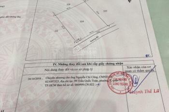 Cần tiền ra gấp lô đất 559m2, 2 mặt tiền xã Long An, giá chỉ 1.9 tỷ, 0962233666