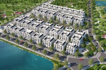 Bán biệt thự mặt hồ duy nhất dự án Elegant Park Villa Thạch Bàn, LH 0968418881