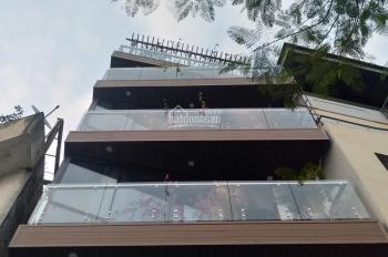 Cho thuê nhà 5 tầng, có thang máy, vị trí mặt Hồ Tây, phố Yên Hoa, làng Yên Phụ, Tây Hồ, Hà Nội