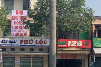 Chính chủ cho thuê 2 căn nhà mặt tiển liền kề Điện Biên Phủ Đà Nẵng. Lh 0905627090