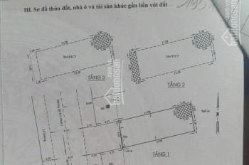 Định cư bán gấp nhà 1 trệt 2 lầu, MT đường 59 Gò Vấp, giảm sập sàn còn 7.7 tỷ