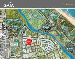 cần bán lô góc đường 10 thuộc dự án gaia city  ven sông cổ cò lh 0976536325