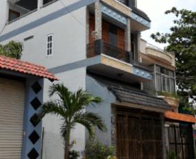 Nhà gần đại lộ Đông Tây, mặt tiền Hồ Học Lãm, thích hợp kinh doanh