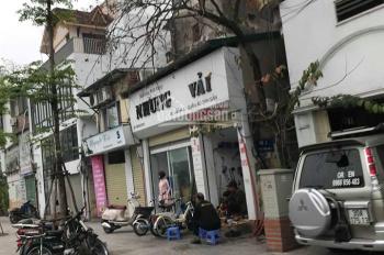 Cho thuê cửa hàng MP Thái Thịnh 96m2 x 6 tầng, MT 7m giá 65tr/th nhà đoạn đẹp nhất phố