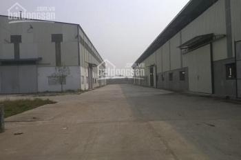 Cho thuê kho, xưởng giá rẻ tại các KCN ở Bắc Ninh, từ 500m2, 1000m2, đến 90.000m2, LH 0981 506 832