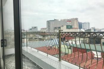 Chính chủ bán tòa nhà văn phòng đẹp Láng Hạ, Ba Đình, DT 95m2x8 tầng, MT 7.5m. Giá 26 tỷ 0934538138