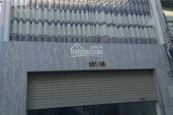 Chính chủ cho thuê nhà mới xây đẹp hẻm xe tải Nguyễn Kiệm, p3, Gò Vấp. Diện tích: 4m x 18m