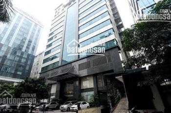 Cho thuê văn phòng tòa nhà Hoàng Linh, Duy Tân, Cầu Giấy, 280 nghìn/m2/tháng