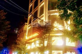 Tôi cần bán tòa nhà văn phòng 9 tầng mặt phố Nguyễn Ngọc Vũ, Trung Hòa, Cầu Giấy. DT 75m2, 29.5 tỷ