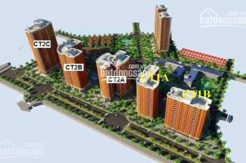 Bán chung cư CT2A, Nghĩa Đô, 4 phòng ngủ, 161m2 giá 4,3 tỷ. 0988991030