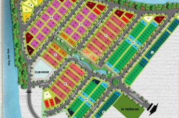Cần tiền bán gấp lô biệt thự song lập Jamona Home, 250m2, giá 35 tr/m2, hướng ĐN